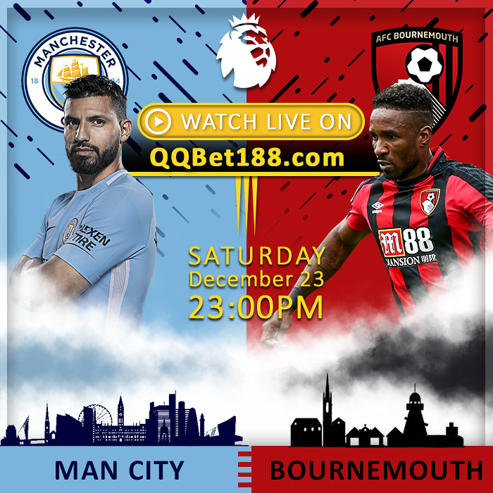 Manchester City VS AFC Bournemouth