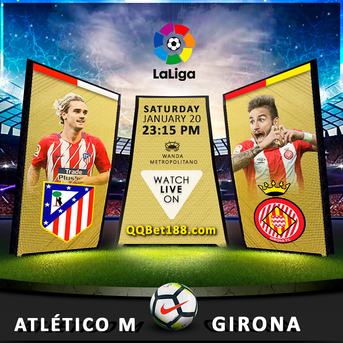 Atletico Madrid VS Girona