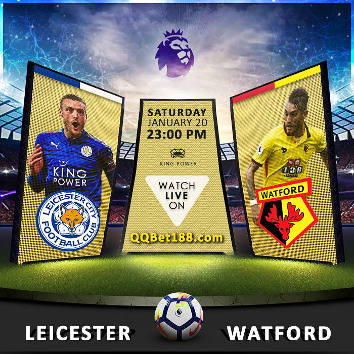 Leicester City VS Watford