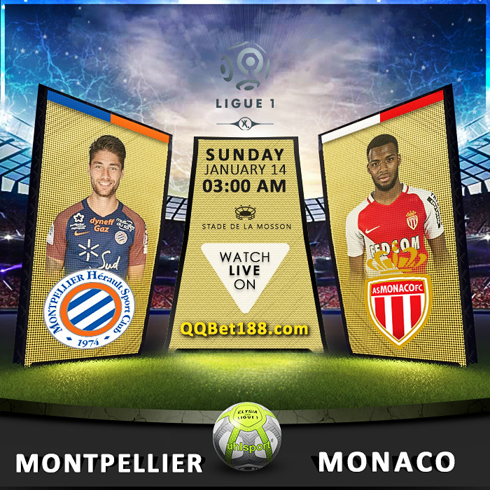 Montpellier VS Monaco