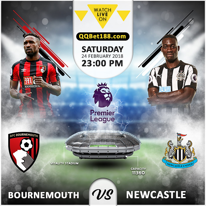 AFC Bournemouth VS Newcastle United