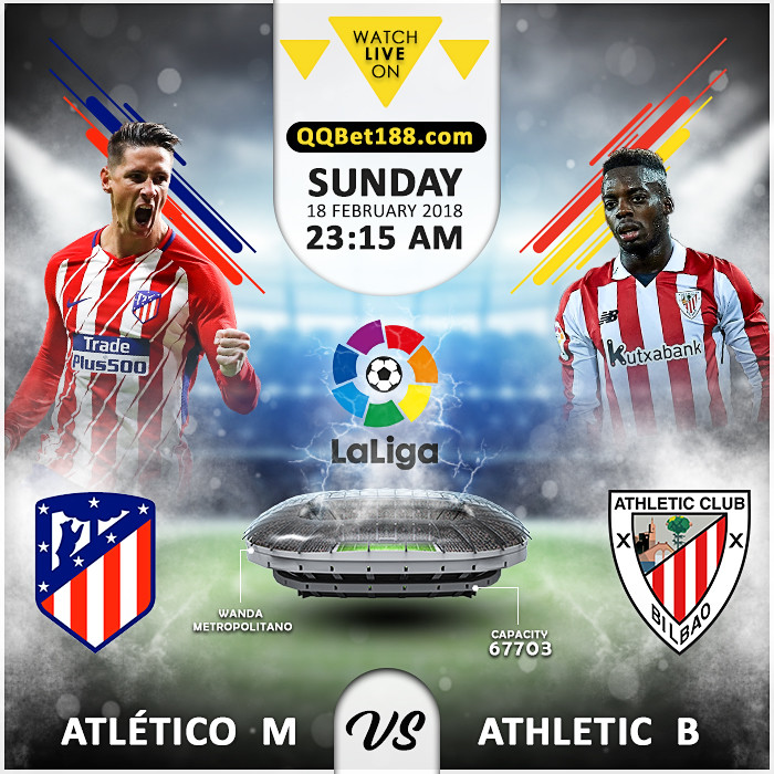 Atletico Madrid VS Athletic Club