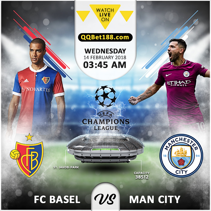 Basel VS Manchester City