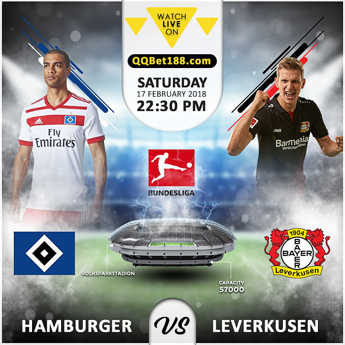 hsv vs leverkusen