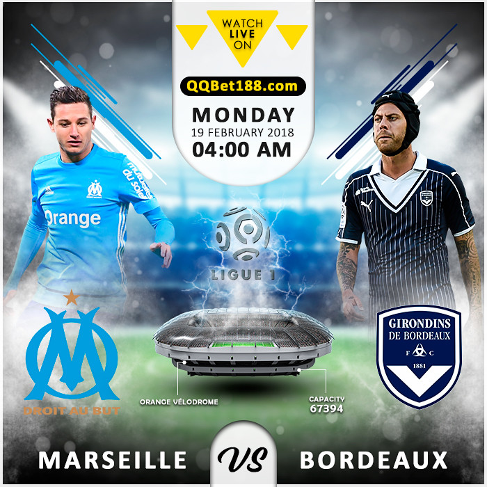 Olympique Marseille VS Bordeaux