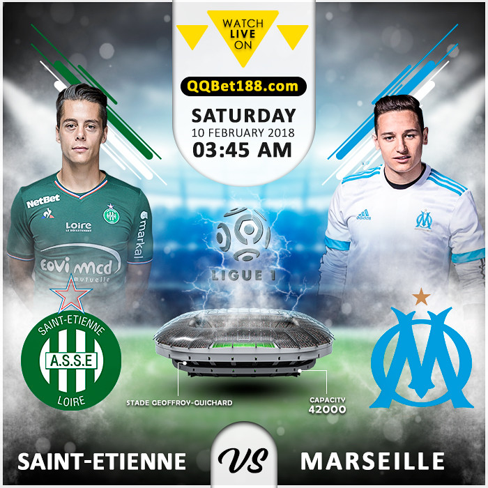 Saint-Etienne VS Olympique Marseille