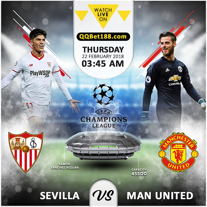 Sevilla VS Manchester United