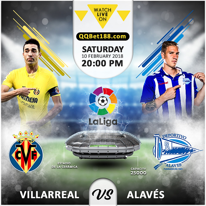 Villarreal VS Deportivo Alaves