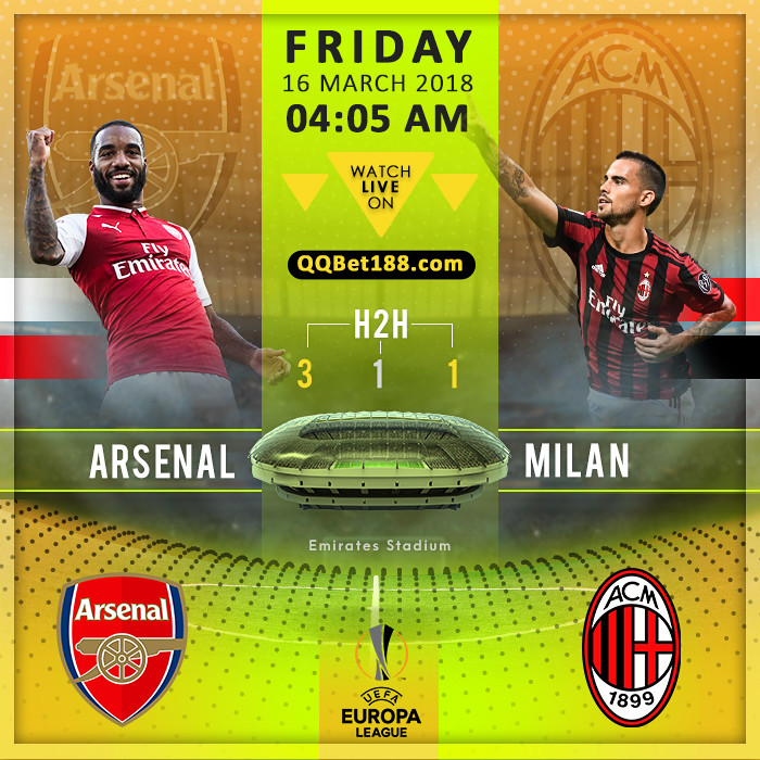 Arsenal VS Milan