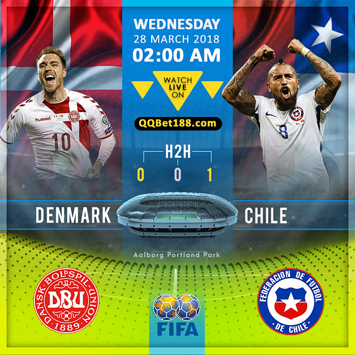 Denmark VS Chile