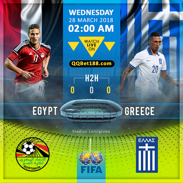 Egypt VS Greece