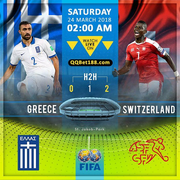 Greece VS Switzerland