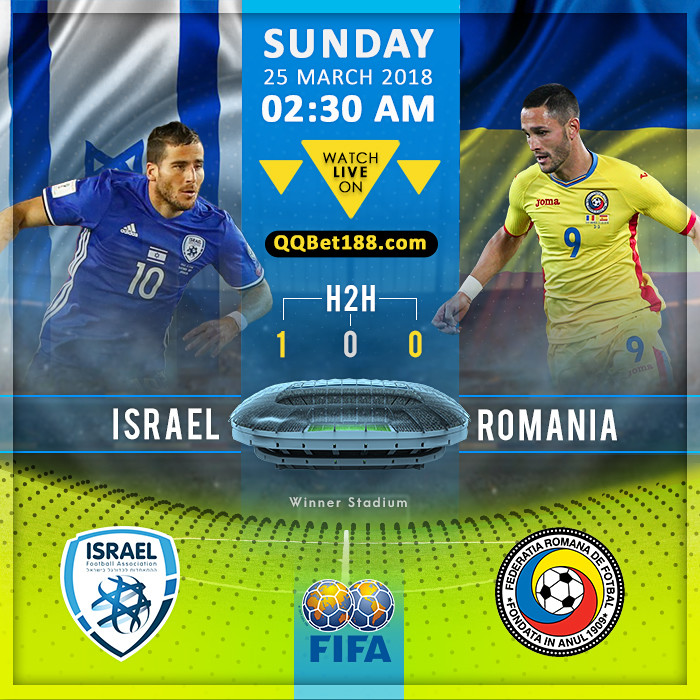 Israel VS Romania