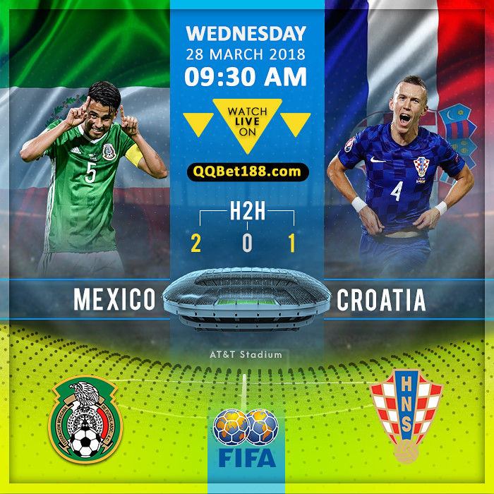Mexico VS Croatia
