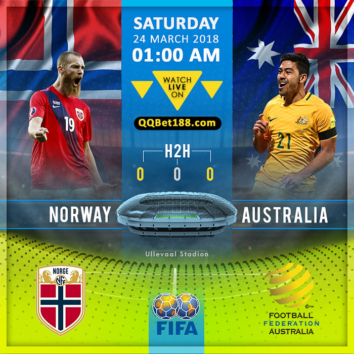 Norway VS Australia
