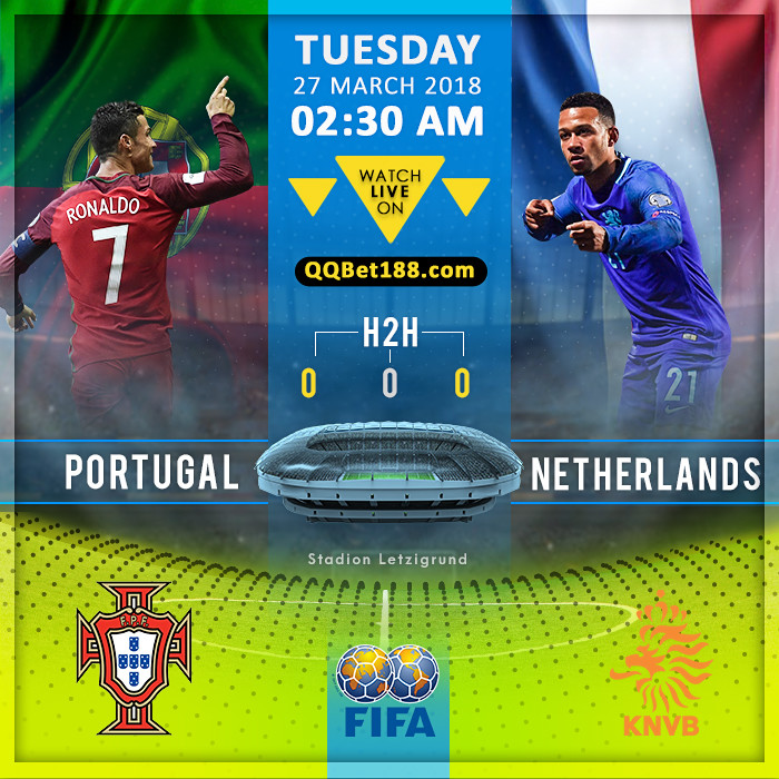 Portugal VS Netherlands