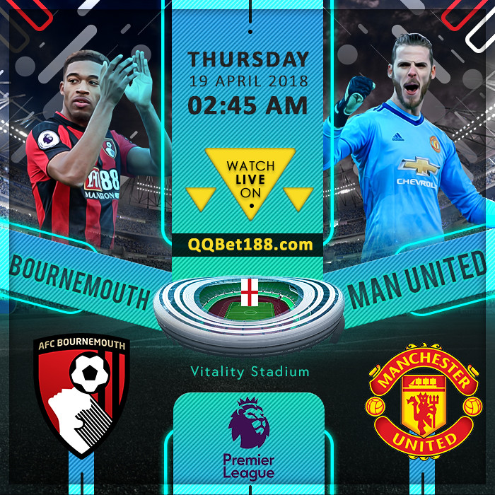 AFC Bournemouth VS Manchester United
