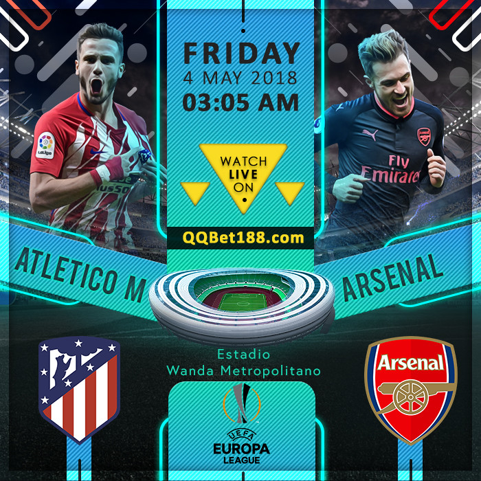 Atlético Madrid VS Arsenal