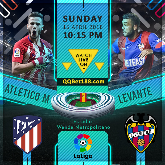 Atlético Madrid VS Levante