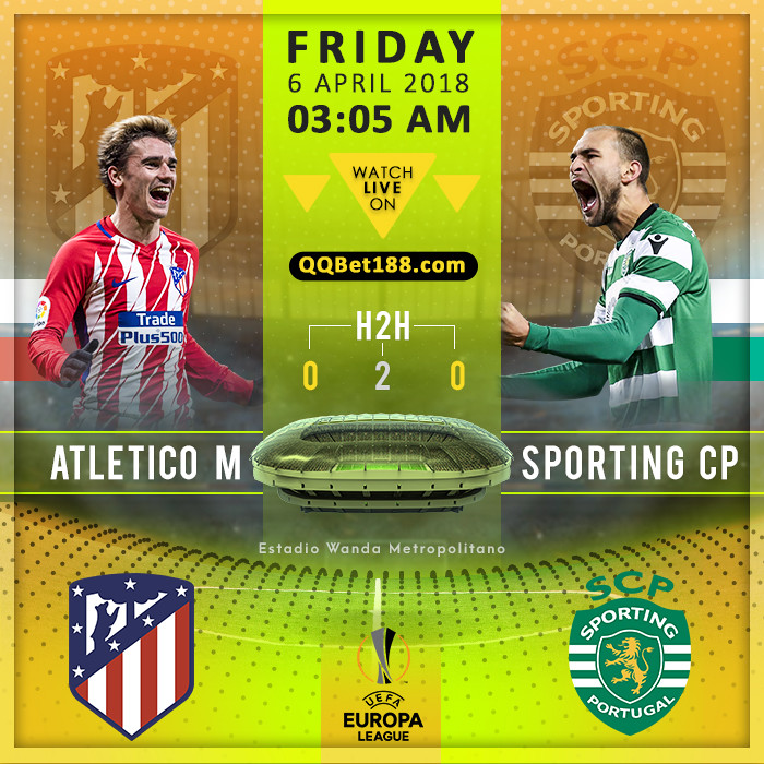 Atletico Madrid VS Sporting CP