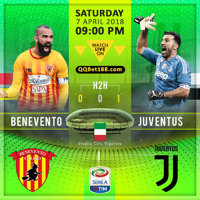 Benevento VS  Juventus