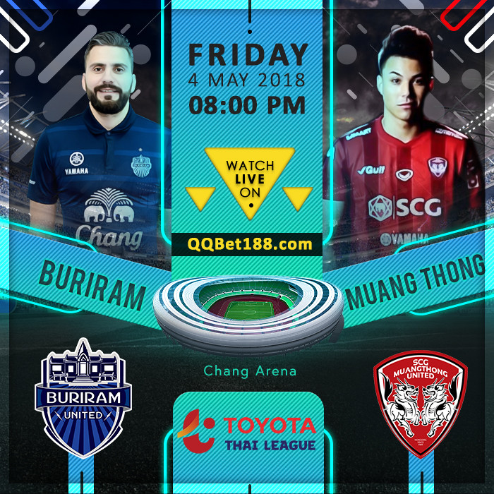 Buriram United VS Muang Thong United
