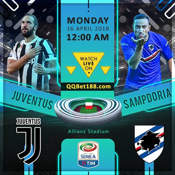 Juventus VS  Sampdoria