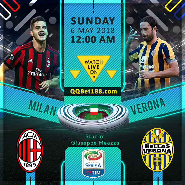 Milan VS Hellas Verona