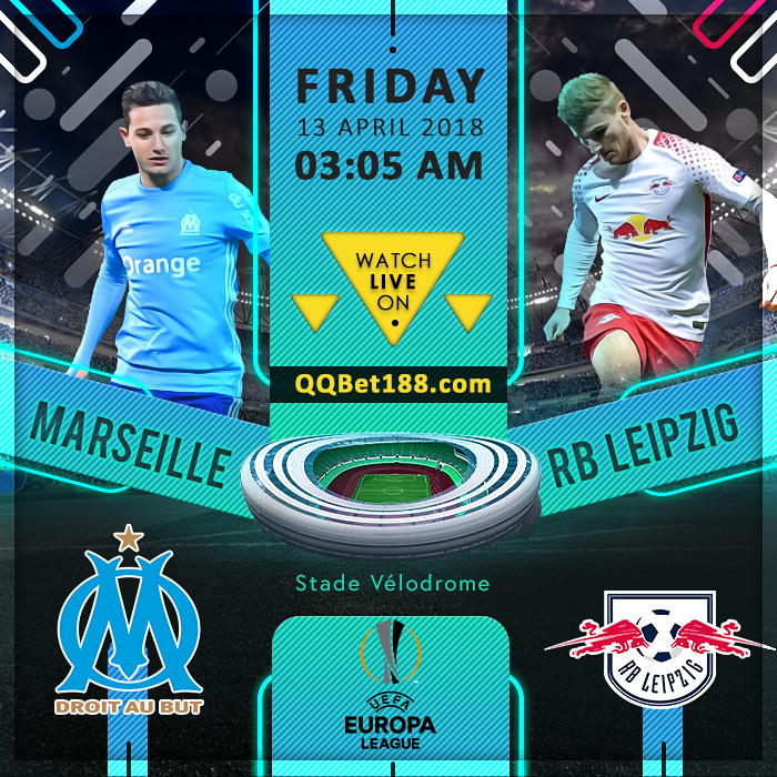 Olympique Marseille VS RB Leipzig