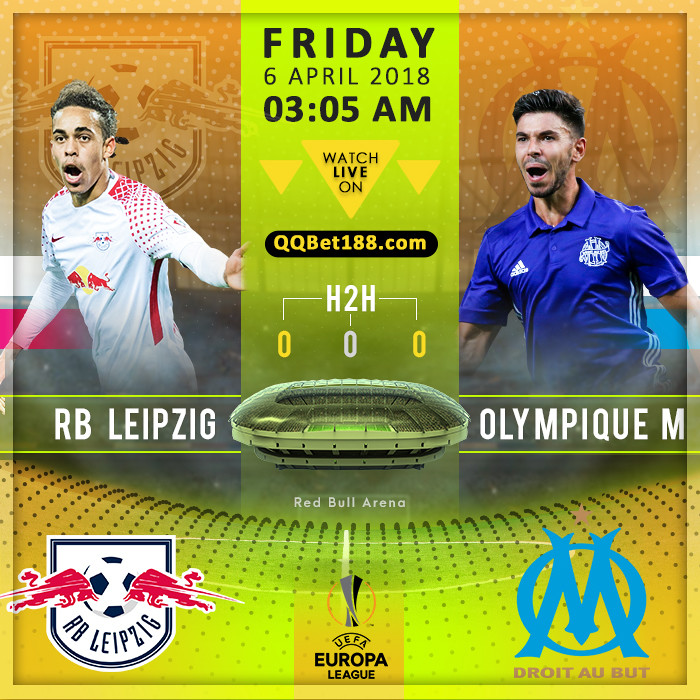 RB Leipzig VS  Olympique Marseille