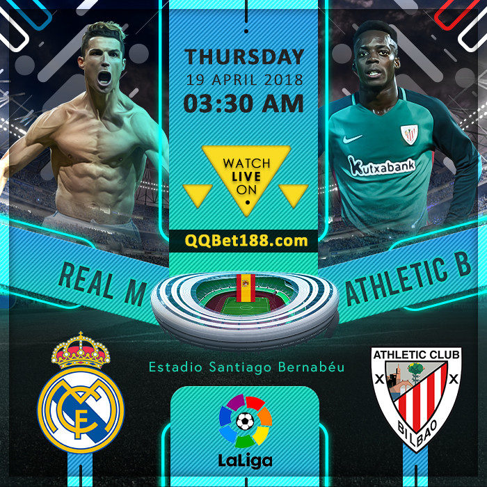 Real Madrid VS Athletic Club