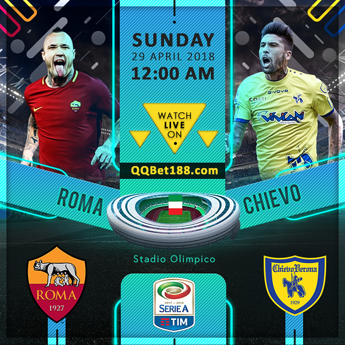 Roma VS Chievo