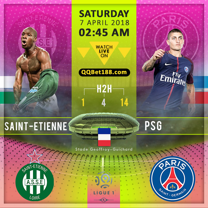 Saint-Étienne VS PSG