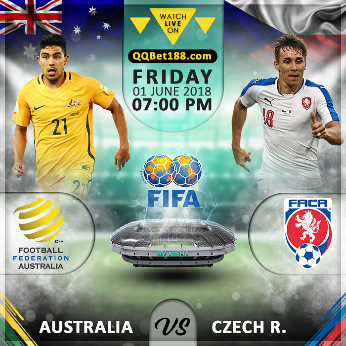 Australia vs Czech Republic