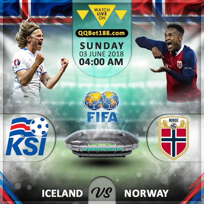 Iceland VS Norway