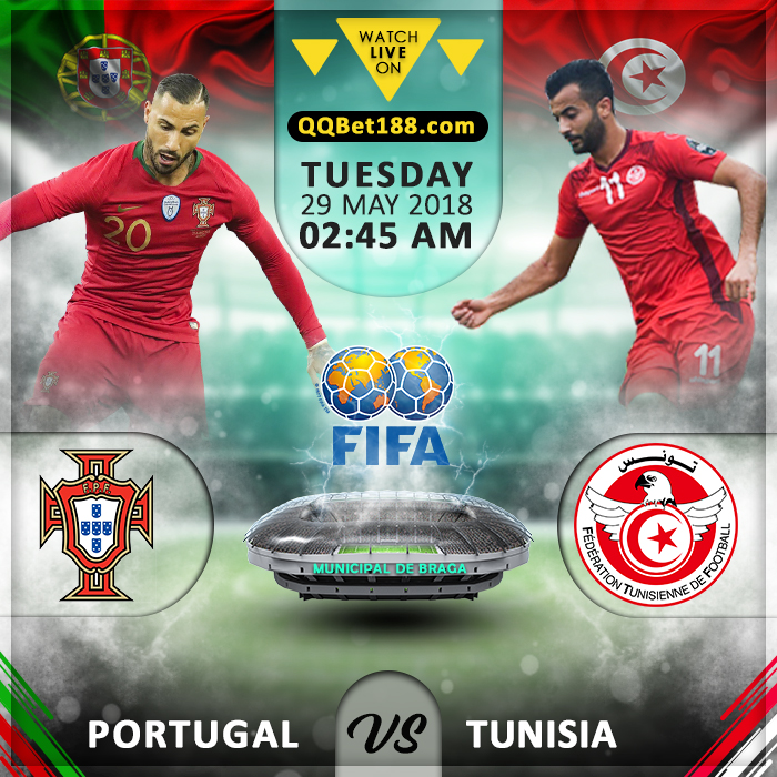 Portugal vs Tunisia