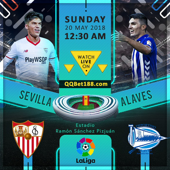 Sevilla VS Deportivo Alaves