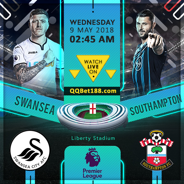 Swansea City VS Southampton