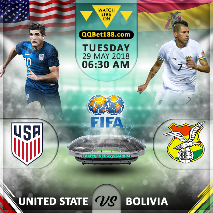 United States vs Bolivia
