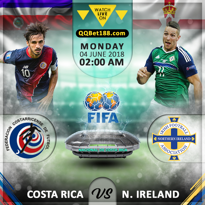 Costa Rica VS Northern Ireland