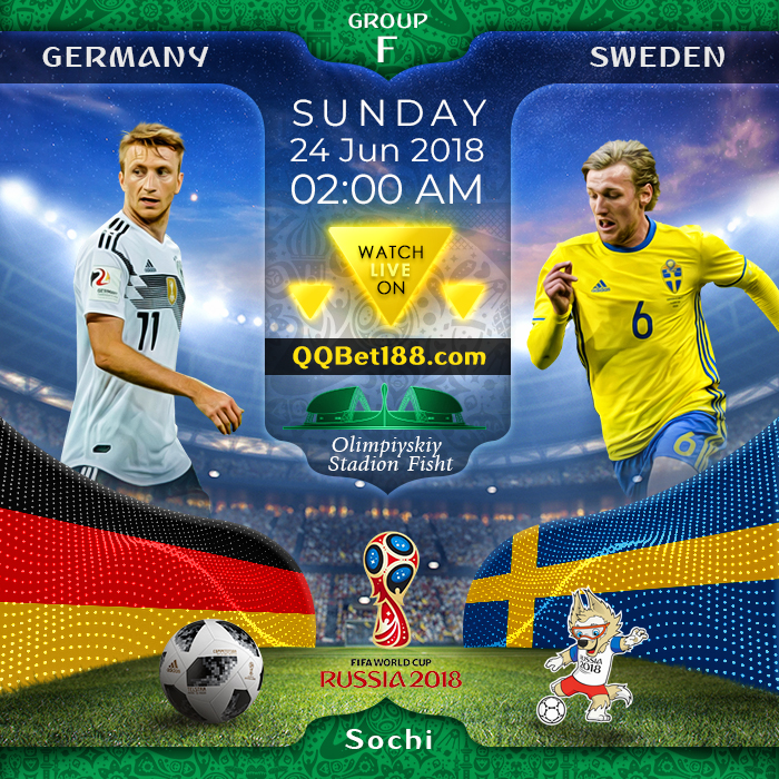 Germany VS Sweden