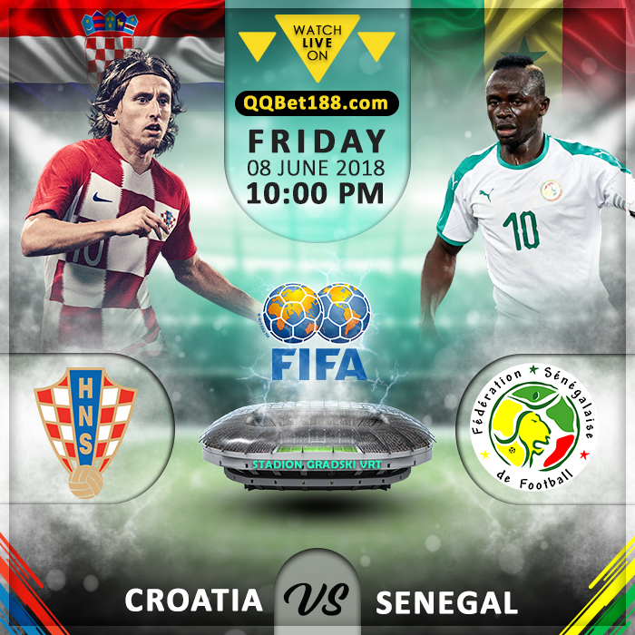 Croatia VS Senegal