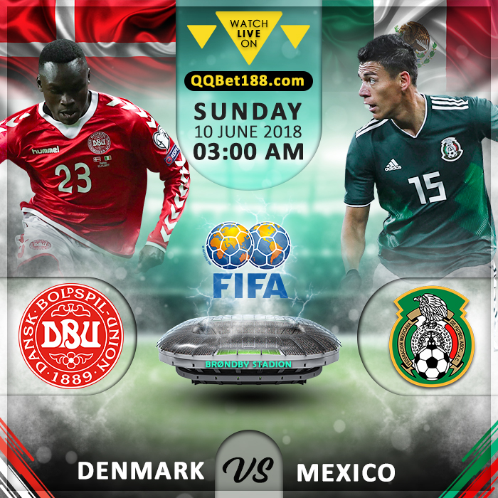 Denmark VS Mexico
