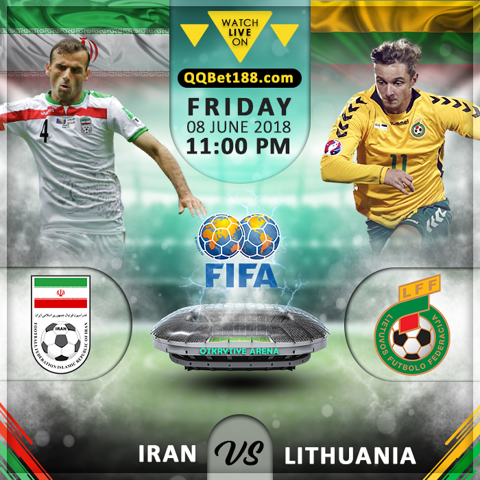 Iran VS Lithuania