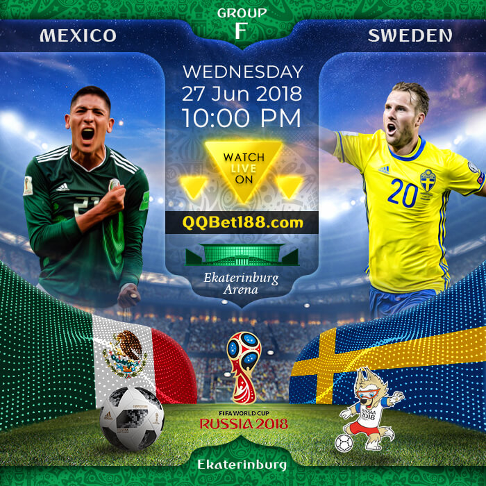 Mexico VS Sweden