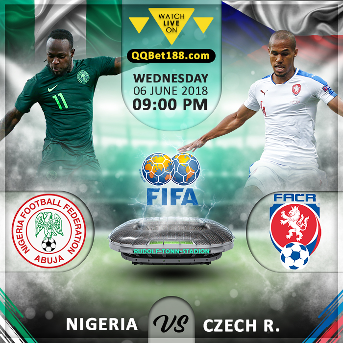Nigeria VS Czech Republic