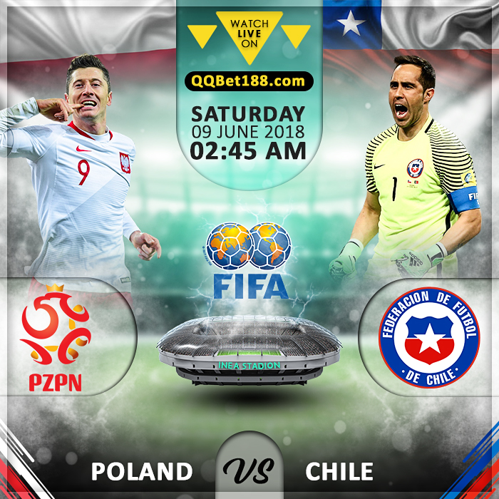 Poland VS Chile