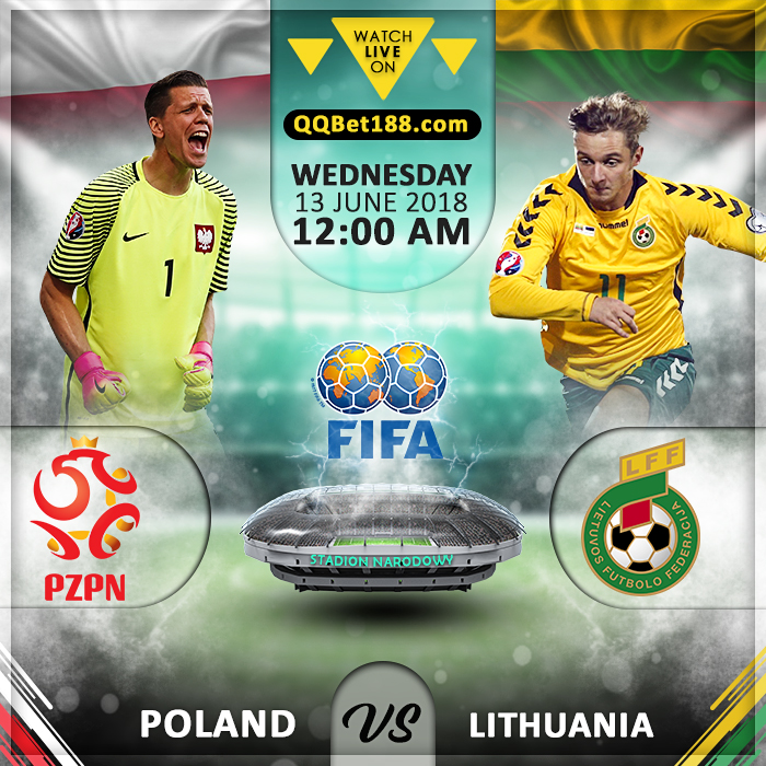 Poland VS Lithuania