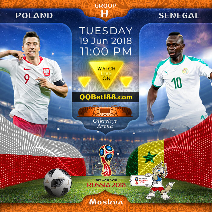 Poland VS Senegal
