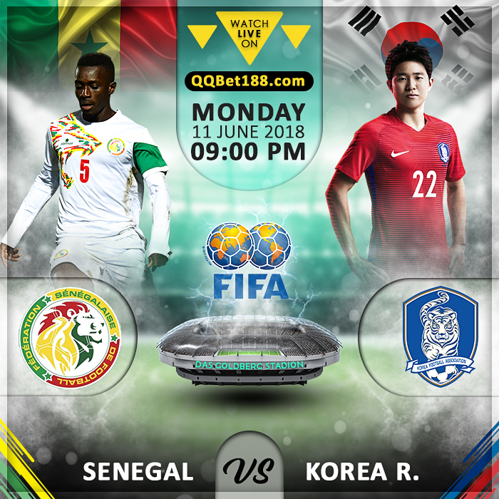 Senegal VS Korea Republic